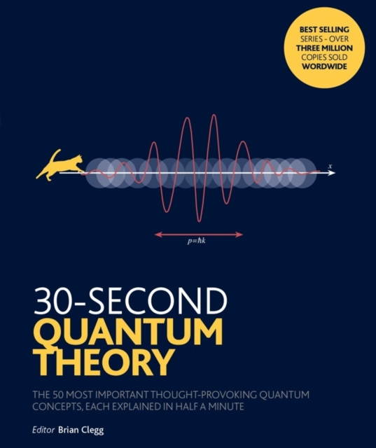 30-Second Quantum Theory quantum field theory and the standard model
