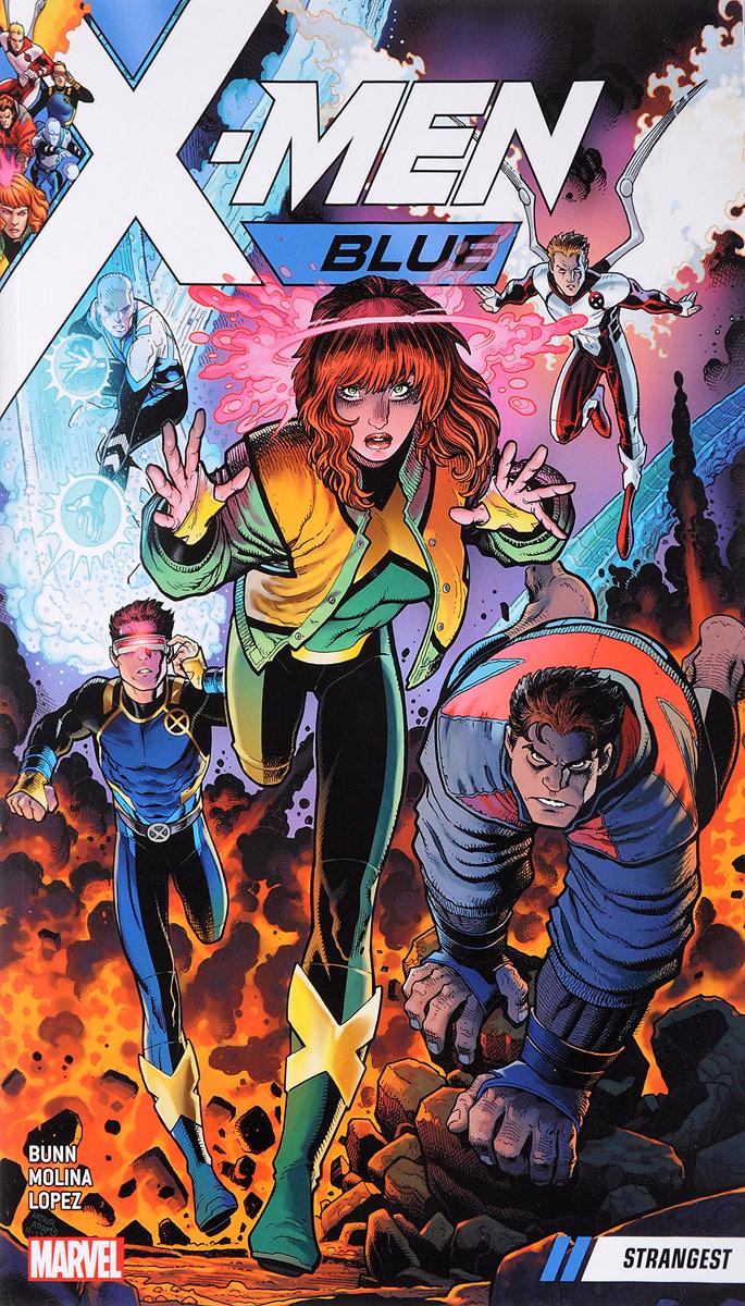 X-Men Blue: Volume 1: Strangest