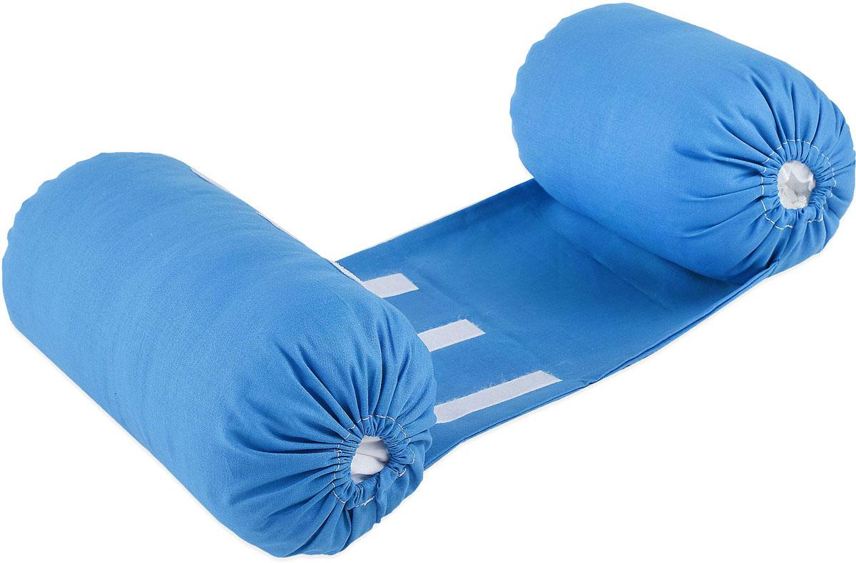 HoneyMammy Позиционер для новорожденных Grano Saraceno Blue