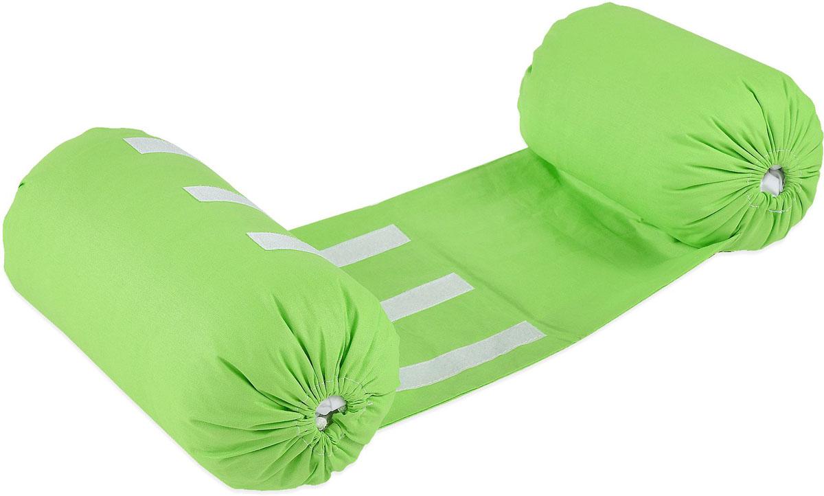 HoneyMammy Позиционер для новорожденных Grano Saraceno Green -  Позиционеры, матрасы для пеленания
