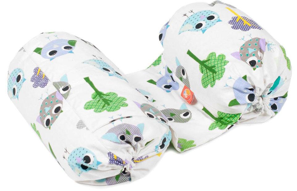 HoneyMammy Позиционер для новорожденных Grano Saraceno O -  Позиционеры, матрасы для пеленания