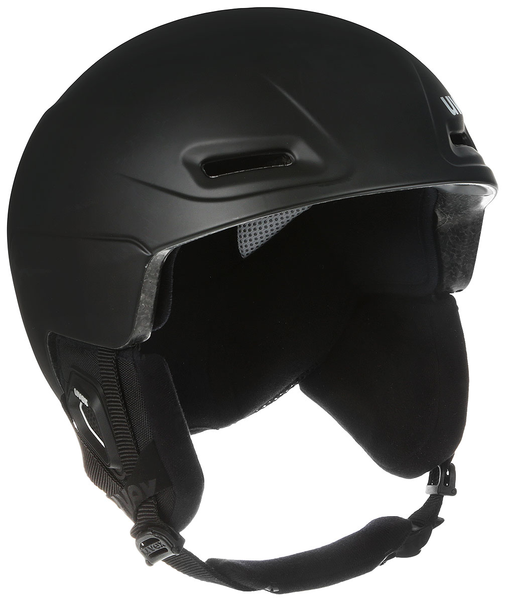 "Шлем зимний Uvex ""JIMM"", цвет: черный. Размер L"