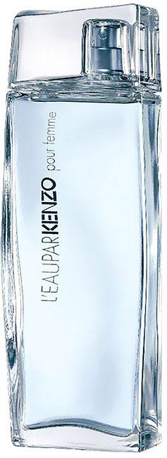 Kenzo Туалетная вода LEau Par Kenzo, женская, 100 мл79183300Все началось с любви Kenzo к воде... источнику жизни во вселенной. Аромат Leau Par Pour Femme - это именно она, вода, простая, кристально чистая и искренняя.Классификация аромата: цветочный, цитрусовый.Верхние ноты: мята, мандарин, сирень, тростник.Ноты сердца: белый персик, амариллис, водяная лилия, перец.Ноты шлейфа: ваниль, мускус, кедр.Ключевые словаНежный, прохладный, свежий, чувственный, легкий!Туалетная вода - один из самых популярных видов парфюмерной продукции. Туалетная вода содержит 4-10%парфюмерного экстракта. Главные достоинства данного типа продукции заключаются в доступной цене, разнообразии форматов (как правило, 30, 50, 75, 100 мл), удобстве использования (чаще всего - спрей). Идеальна для дневного использования. Товар сертифицирован.Краткий гид по парфюмерии: виды, ноты, ароматы, советы по выбору. Статья OZON Гид