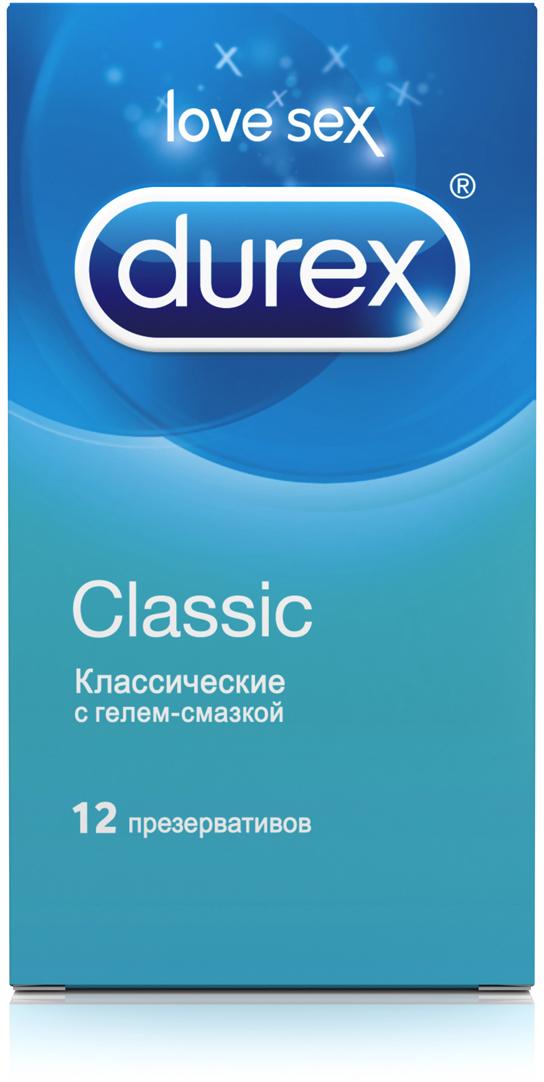 DUREX Classic Презервативы №125010232954243• Номинальная ширина 56 мм• Прозрачные презервативы с дополнительной смазкой, особая форма с накопителем• Специальная анатомическая форма «Easy On» (легкость в надевании)• Дерматологически протестированы• 100% проверены электроникойПрезервативы Durex Classic - простые и незаменимые презервативы со смазкой. Благодаря особой технологии производства не имеют неприятного запаха. Все предусмотрено для того, чтобы вы могли расслабиться и наслаждаться безопасным сексом.Прозрачные из натурального латекса с гелем-смазкой. Храните в прохладном сухом месте, вдали от воздействия прямых солнечных лучей.Пожалуйста, внимательно прочтите памятку внутри упаковки, особенно если вы собираетесь использовать презервативы для орального или анального секса. Использование гелей-смазок Durex Play с презервативами может увеличить наслаждение от секса. Все гели-смазки Durex Play безопасны для использования с презервативами - в отличие от смазок на масяной основе, которые могут повредить презерватив. Дерматологически тестированы. Презервативы предназначены только для одноразового применения. Если вы почувствуете дискомфорт или раздражение во время использования презерватива, прекратите использование. Если симптомы будут продолжаться, пожалуйста, обратитесь к врачу.1.Любой из партнеров может надеть презерватив на возбужденный пенис во время предварительных ласк. Позаботьтесь о том, чтобы сделать это до начала полового актиа. Это помогает предотвратить беременность и возможность заражения инфекциями, передаваемыми половым путем. ВНИМАНИЕ: проверьте срок годности на упаковке презерватива, прежде чем использовать его . Надорвите упаковку со стороны зубчатой кромки и обращайтесь с презервативами осторожно, так как его можно повредить ногтями и острыми предметами, например, ювелирными изделиями или украшениями при пирсинге. 2. Проверьте, чтобы презерватив был свернут наружу. Если он свернут наружу, то презерватив вывернут наизнанку. Сдавите сосок на конце п