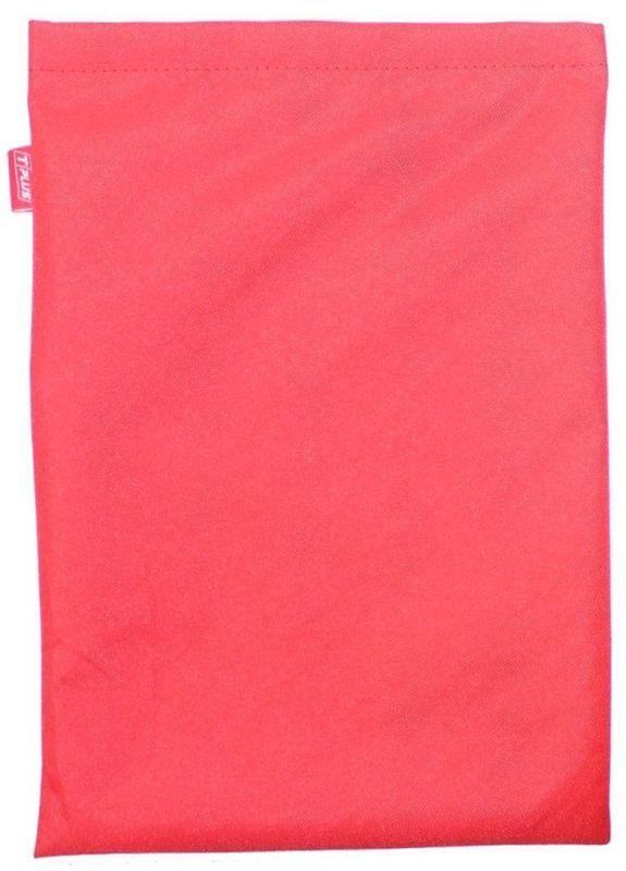Мешок Tplus, для буксировочных ремней и динамических строп, цвет: красный, 25 х 35 смT001412Материал: оксфорд;Цвет: красный;Непромокаемый;Предназначен для буксировочных ремней и динамических строп длиной не более 6 м.