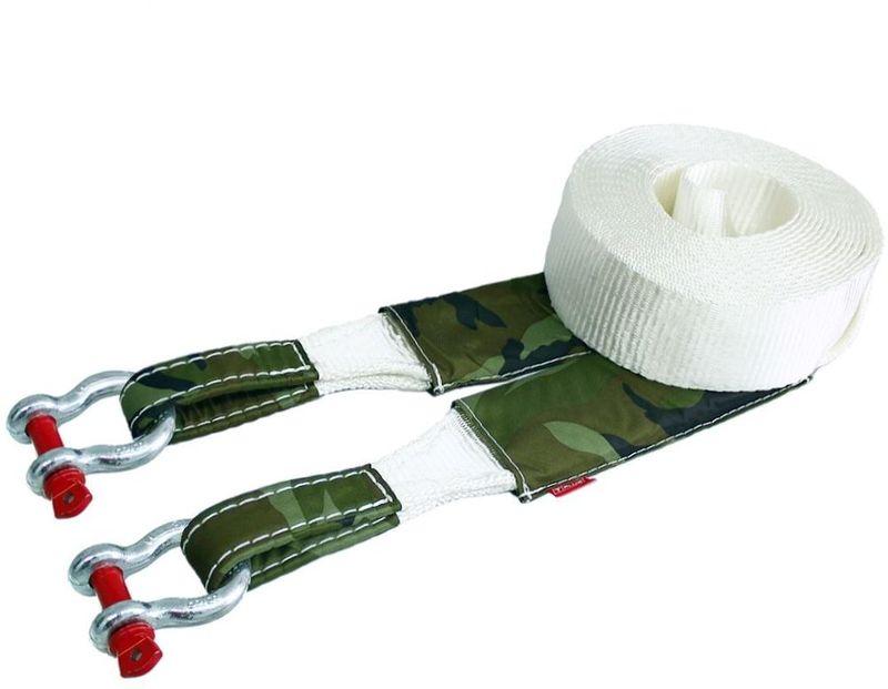 Строп динамический Tplus, рывковый, 6 т, 5 мT007999Минимальная разрывная нагрузка (MBS): 6 т Длина: 5 м Ширина ленты: 70 ммМатериал ленты: полиамидЗащита петель: оксфордЗащита швов: оксфордЭластичность (удлинение при нагрузке): 20% Исполнение: петля/петля Шакл 2/12 т: 2 шт. (безопасная рабочая нагрузка (SWL)/минимальная разрывная нагрузка (MBS) Применяется для а/м массой* до 1.6 тВ комплекте непромокаемый мешок для хранения Гарантия: 1 год*масса а/м = снаряженная масса а/м + 100 кг (+20% при эвакуации а/м из грязи).Если а/м оснащен дополнительным оборудованием (силовой бампер, лебёдка и т. п.), то масса а/м = снаряженная масса а/м + 100 кг + масса дополнительно установленного навесного оборудования (+20% при эвакуации а/м из грязи).