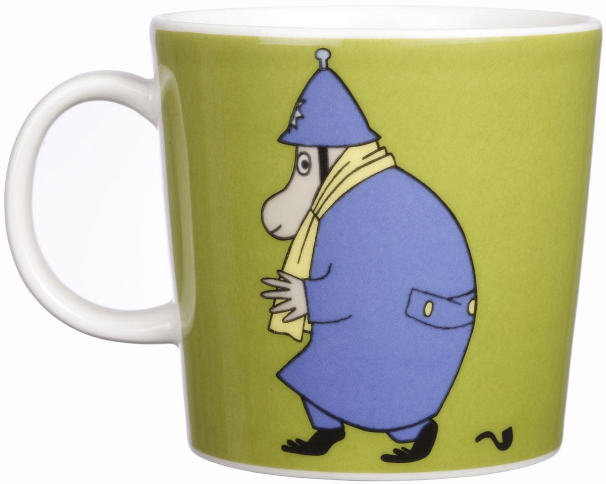 Кружка Arabia Finland Инспектор, цвет: мультиколор, 300 мл1005299
