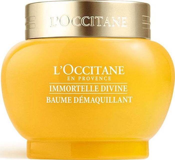 l occitane масло для тела нероли и орхидея 75 мл L`Occitane Очищающий бальзам для лица Божественный Иммортель, 60 г