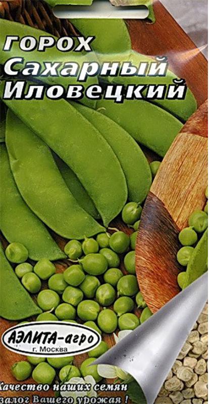 Семена Аэлита Горох сахарный. Иловецкий4601729058905 Уважаемые клиенты! Обращаем ваше внимание на то, что упаковка может иметь несколько видов дизайна. Поставка осуществляется в зависимости от наличия на складе.