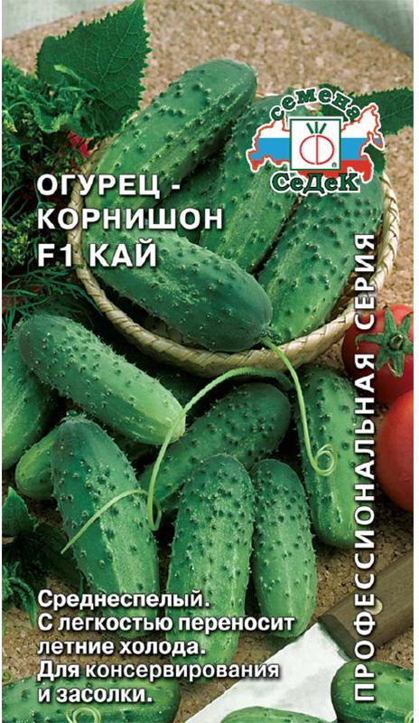 Семена Седек Огурец. Кай F14607015182620