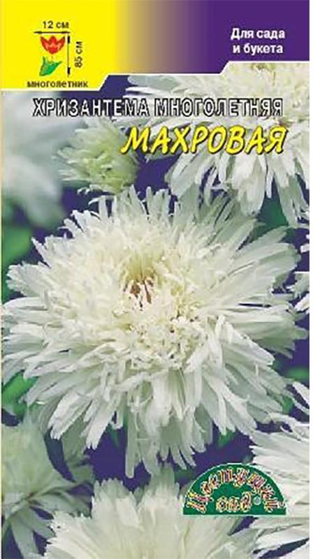 Семена Цветущий сад Хризантема. многолетняя Махровая белая4607021803625Уважаемые клиенты! Обращаем ваше внимание на то, что упаковка может иметь несколько видов дизайна. Поставка осуществляется в зависимости от наличия на складе.