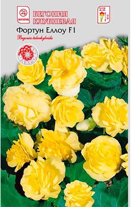 Семена Алтая Бегония клубневая. Фортун Еллоу F14620009639788Бегония – одно из самых красивых растений, чей великолепный вид привлечёт взгляд любого человека, даже самого далекого от цветоводства. Большие 8-9 см, супермахровые цветки с волнистыми лепестками желтого цвета. Побеги мясистые 25-35 см. Цветение обильное и продолжительное, с мая по октябрь. Легко размножаются семенами.Предпочитают почвы со слегка кислой реакцией. Хорошо отзывается на подкормку. Посев производят в конце декабря - начале марта. Семена высевают, не заделывая. Посевы содержат под стеклом и до первой пикировки равномерно увлажняют теплой водой. Пикируют в стадии 2 – 3 настоящих листочков. После цветения,полив уменьшают, до полного подсыхания надземной части, которую удаляют. Растения ставят в сухое прохладное место на 2-2,5 мес., лишь изредка увлажняя почву. Бегония отлично подходит для украшения балконов, подоконников, а так же для посадки в открытый грунт. Летом прекрасносмотрится в садах, скверах и парках.Уважаемые клиенты! Обращаем ваше внимание на то, что упаковка может иметь несколько видов дизайна. Поставка осуществляется в зависимости от наличия на складе.