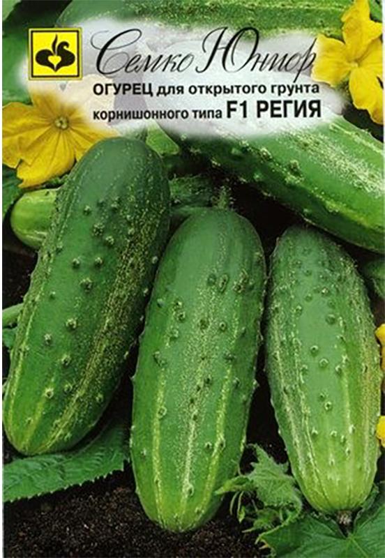 Семена Семко Огурец Регия F14640001821042Гибрид среднеранний. От всходов до начала плодоношения 48–50 дней. Растение сильнорослое, с мощной корневой системой, преимущественно женского типа цветения.Плод цилиндрический, крупнобугорчатый, белошипый, длиной 10 см, массой 85–112 г, без горечи, медленно перерастает. Вкусовые качества отличные.Устойчив вирусу огуречной мозаики (CMV-1), кладоспориозу (Ccu), толерантен ложной мучнистой росе (Pcu). Рекомендуется для потребления в свежем виде, засола и консервирования. Рекомендуемая схема посева 70х30 см. Урожайность более 10 кг/м2. Обращаем ваше внимание на то, что упаковка может иметь несколько видов дизайна.