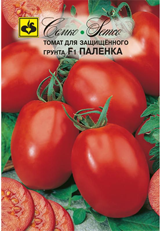 Семена Семко Томат Паленка F14640001822674 Уважаемые клиенты! Обращаем ваше внимание на то, что упаковка может иметь несколько видов дизайна. Поставка осуществляется в зависимости от наличия на складе.