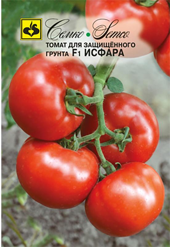 Семена Семко Томат Исфара F14640001822742 Уважаемые клиенты! Обращаем ваше внимание на то, что упаковка может иметь несколько видов дизайна. Поставка осуществляется в зависимости от наличия на складе.