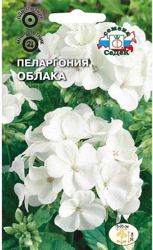Семена Седек Пеларгония. Облака4690368019064Травянистое растение семейства Гераниевых, благодаря содержанию эфирного масла обладает характернымдушистым запахом. Куст высотой 30 см, листья округлые, зеленые со слабо выраженной красной окантовкой. Цветки белые, собраны вкрупные шаровидные соцветия. Растение светолюбивое, но может расти и в полутени. Для выращивания используют различные смеси дерновой, перегнойной земли и песка, увлажняют умеренно. Прихорошем уходе цветение продолжается все лето. Осенью растение пересаживается в горшок и выращивается насветлом месте в комнатных условиях. Для озеленения территории используется в клумбах, рабатках, вазах иподвесных кашпо. Оптимальная для прорастания семян температура почвы 15-20°С. Уважаемые клиенты! Обращаем ваше внимание на то, что упаковка может иметь несколько видов дизайна.Поставка осуществляется в зависимости от наличия на складе.