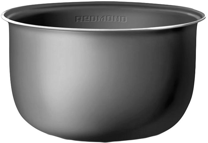 Redmond RB-A400 чаша для мультиваркиRB-A400Redmond RB-A400 - 4-литровая чаша из высококачественного алюминиевого сплава с экологичным антипригарным покрытием поможет сделать вашу пищу полезнее и здоровее. Ведь в ней можно тушить, жарить или выпекать с минимальным количеством масла или жира. При необходимости используйте чашу как посуду для приготовления блюд в духовом шкафу или в холодильнике в качестве емкости для хранения продуктов. Для мытья чаши допускается использовать посудомоечную машину.Уважаемые клиенты! Обращаем ваше внимание на тот факт, что объем чаши указан максимальный, с учетом полного наполнения до кромки. Шкала на внутренней стенке имеет меньший литраж.
