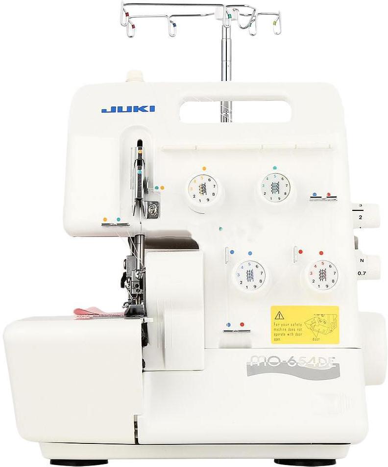 Juki MO 654 D оверлок швейная машинка juki hzl f 300