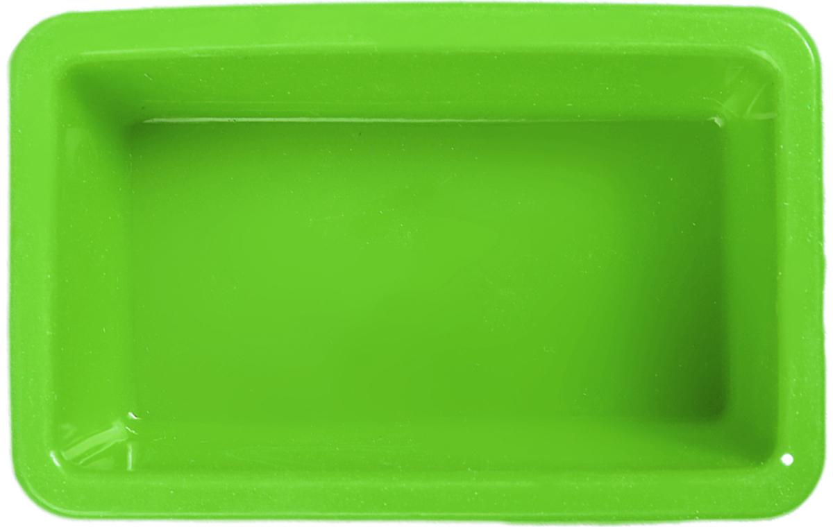 Форма для выпечки Доляна Пирожное, цвет: зеленый, 11 х 7 см861069_зеленыйФорма для выпечки из силикона - современное решение для практичных и радушных хозяек. Оригинальный предмет позволяет готовить в духовке любимые блюда из мяса, рыбы, птицы и овощей, а также вкуснейшую выпечку.Почему это изделие должно быть на кухне?блюдо сохраняет нужную форму и легко отделяется от стенок после приготовления;высокая термостойкость (от -40 до 230 ?) позволяет применять форму в духовых шкафах и морозильных камерах;небольшая масса делает эксплуатацию предмета простой даже для хрупкой женщины;силикон пригоден для посудомоечных машин;высокопрочный материал делает форму долговечным инструментом;при хранении предмет занимает мало места.Советы по использованию формыПеред первым применением промойте предмет теплой водой.В процессе приготовления используйте кухонный инструмент из дерева, пластика или силикона.Перед извлечением блюда из силиконовой формы дайте ему немного остыть, осторожно отогните края предмета.Готовьте с удовольствием!