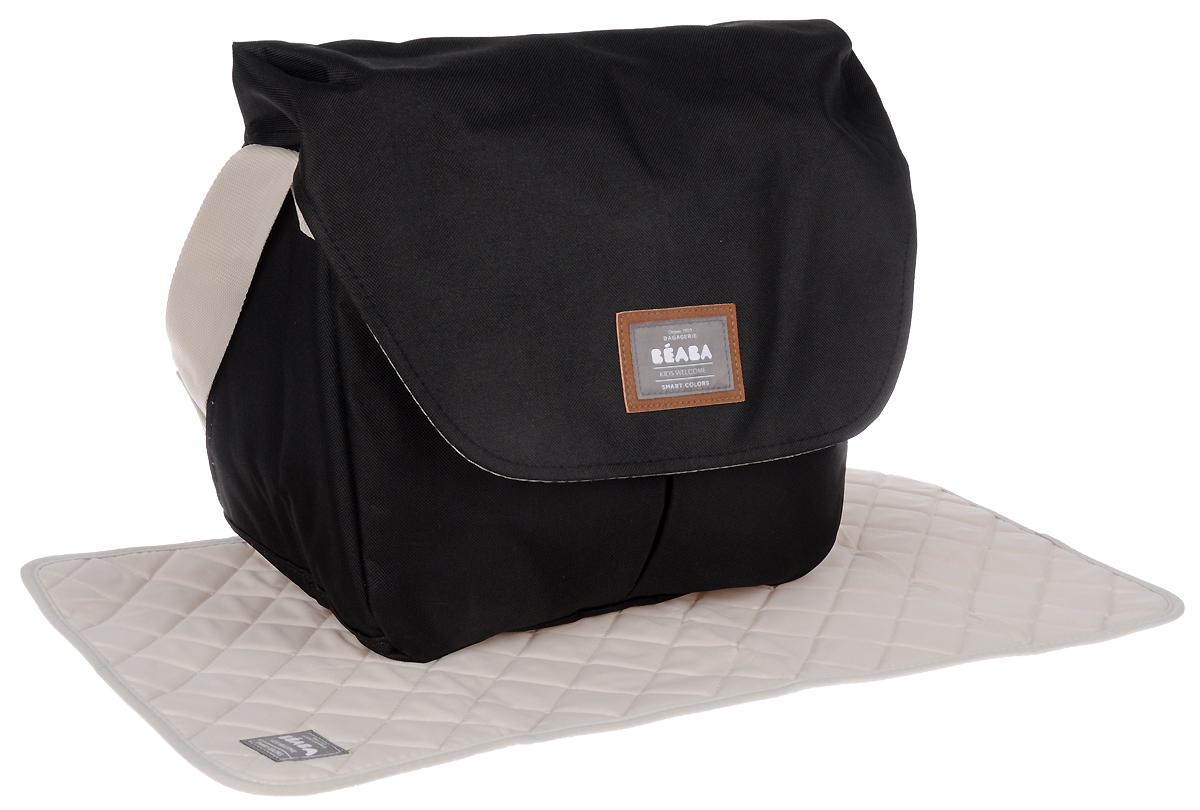 Beaba Сумка для мамы Vienna Changing Bag цвет черный