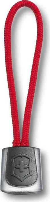 Темляк Victorinox, цвет: красный, 65 мм. 4.1824.14.1824.1Темляк Victorinox для ножей позволяет быстро извлечь ваш нож из кармана брюк или жилета.