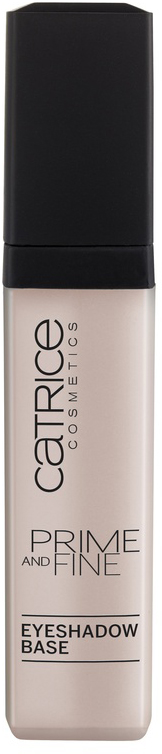 Catrice База под тени Prime And Fine Eyeshadow Base 010, 5 мл тени для век catrice aqua fresh highlighting eyeshadow 010 цвет 010 water lights variant hex name e6ddd5