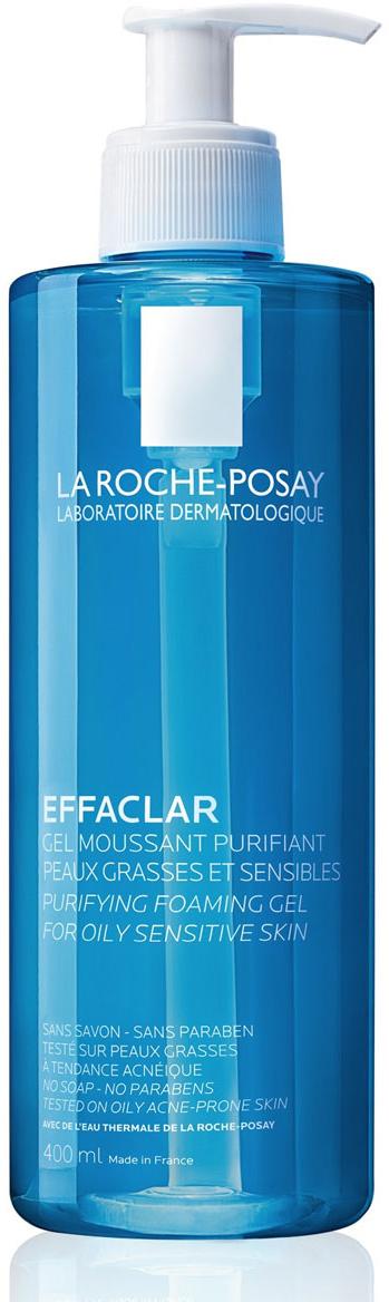 La Roche-Posay Очищающий гель для умывания Effaclar 400 мл effaclar duo тонирующий отзывы