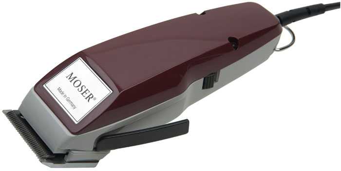 Moser машинка для стрижки (1400-0051) машинка для стрижки собак мелких пород moser 1400 0074