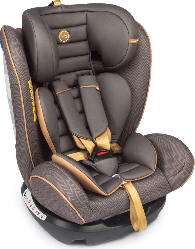 Happy Baby Автокресло Spector Brown 0-36 кг автокресло happy baby happy baby автокресло mustang grey