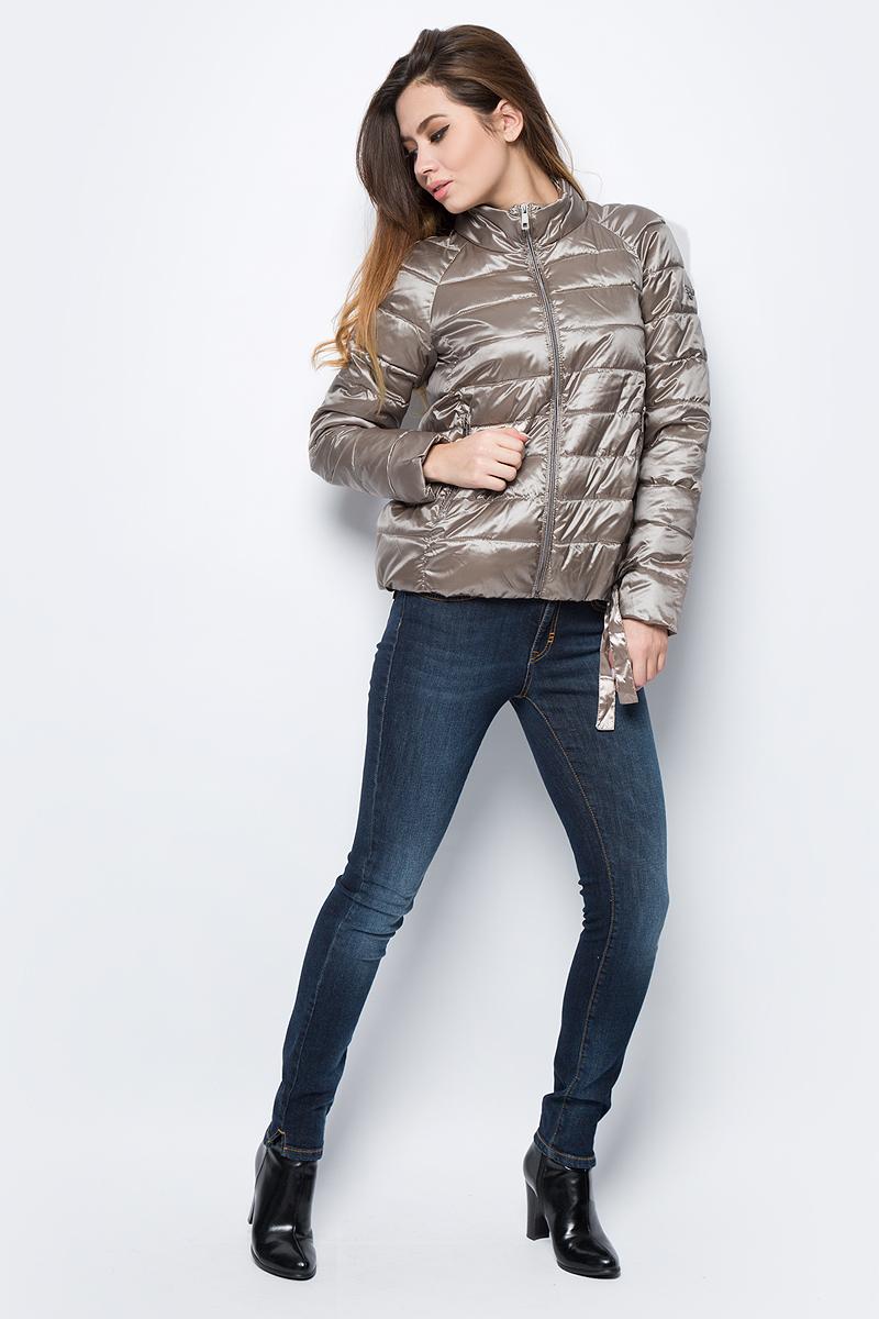 Купить Куртка женская Grishko, цвет: песок. AL-3121. Размер XS (42)
