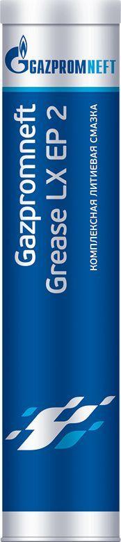 Смазка Gazpromneft Grease LX EP 2, 400 г высокотемпературная смазка для подшипников купить