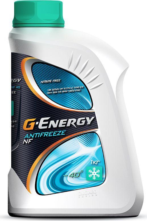 Антифриз G-Energy NF 40, 1 кг2422210118G-Energy Antifreeze NF 40 - готовая к применению охлаждающая жидкость на основе этиленгликоля для применения в двигателях внутреннего сгорания с температурой защиты от замерзания -40?С.Содержит гибридный пакет ингибиторов коррозии на основе солей органических кислот и силикатов. Не содержит в своем составе нитритов, аминов, фосфатов и боратов (NF - Nitrite Free). Предохраняет двигатель от коррозии, перегрева и размораживания. Обеспечивает высшую степень коррозионной защиты для блока цилиндров, головки блока, радиатора, помпы, теплообменников.Официальные допуски:Mercedes Benz 325.0, MAN 324 NF, Deutz, JenbacherСоответствует требованиям:BMW, Eicher, Liebherr, MAN B&W, Rolls Royce, Tesla, Van Hool, Zastava, AUDI(1981-1996), Land Rover (1998 - 2005), Mercedes-Benz(1976 - 2014), Volvo Trucks (до 2005), Mitsubishi(Carismaonly–1996 - 2004), Mitsubishi(Colt only–2004 -2007), Opel(1975 -2000), Porsche(до 1995), Saab(1975 -2000), Seat(1985 -1996), Skoda(1989 -1998), Smart(1998 to2013), VW(1975 -1996).Срок эксплуатации – 4 года