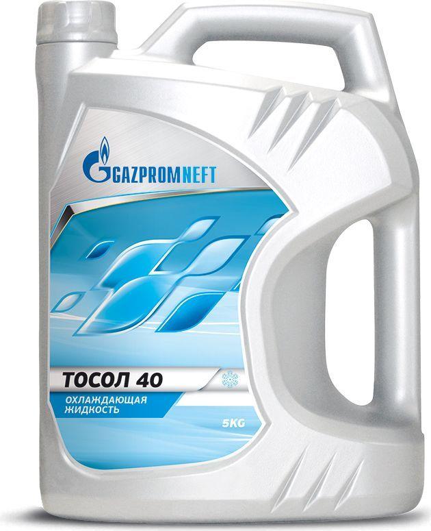 Тосол Gazpromneft 40, 5 кг2422220110Газпромнефть Тосол - готовая к применению охлаждающая жидкость с температурой защиты от замерзания -40?С, предназначенная для использования в системах охлаждения двигателей внутреннего сгорания отечественного и зарубежного производства. Базовыми компонентами продукта являются этиленгликоль и деминерализованная вода, которые обеспечивают отличные теплоотводящие свойства, высокую температуру кипения и низкую температуру замерзания. Пакет присадок сформирован на базе традиционных ингибиторов коррозии, он обеспечивает защиту от коррозии, пенообразования, набухания резин. Может использоваться в любых климатических зонах, так как даже при полном замерзании не наносит вреда системе охлаждения. При остывании ниже температуры -40?С, жидкость кристаллизуется, но не расширяется в объеме, и не разрушает двигатель, радиатор и патрубки. Изготавливается по СТО 84035624-164-2015. Газпромнефть Тосол 40 совместим с большинством других охлаждающих жидкостей на основе этиленгликоля. Однако для оптимального контроля коррозии и предотвращения шламо-образования, выпадения осадков, смешивание разных продуктов не рекомендуется.