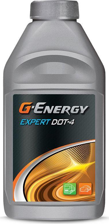 Жидкость тормозная G-Energy Expert Dot-4, 500 мл (455 г)2451500002G-Energy Expert DOT-4 - это высококачественная тормозная жидкость длясистемы тормозов и сцеплений автомобилей отечественного и импортногопроизводства, где рекомендованы жидкости, соответствующие стандартуDOT-4. G-Energy Expert DOT-4 работоспособна при температуре окружающего воздухаот -50 °C до +50°C. Использовать в соответствии с инструкциямиавтопроизводителей.
