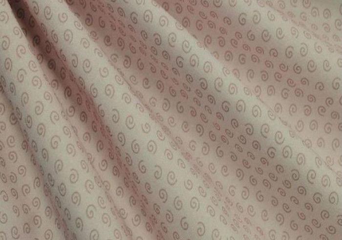 Ткань Кустарь Разноцветный горошек и завитушки №48, цвет: бежевый, коричневый, 48 х 50 смAM623101Ткань Кустарь - это высококачественная ткань из 100% хлопка, которая отлично подходит для пошива покрывал, сумок, панно, одежды, кукол. Также подходит для рукоделия в стиле скрапбукинг и пэчворк.Плотность ткани: 120 г/м2. Размер: 48 х 50 см.