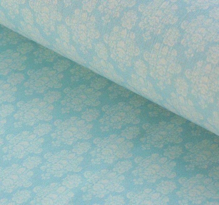 Ткань Кустарь Винтажные Гортензии №2, цвет: голубой, 48 х 50 смAM629002Ткань Кустарь - это высококачественная ткань из 100% хлопка, которая отлично подходит для пошива покрывал, сумок, панно, одежды, кукол. Также подходит для рукоделия в стиле скрапбукинг и пэчворк. Плотность ткани: 120 г/м2. Размер: 48 х 50 см.