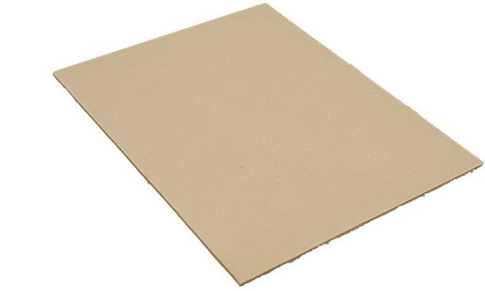 Пивной картон Decoriton, цвет: бежевый, 50 х 70 см, 5 шт9099004Пивной картон Decoriton, толщиной 1,5 мм, плотностью 630 г/м2. Картон можно использовать в макетировании, как основу для поделки, скрапбукинга, фоторамок и альбомов, подходит для любых типов красок, лаковых, перманентных и любых других маркеров, декоративных гелевых ручек и всех типов карандашей.