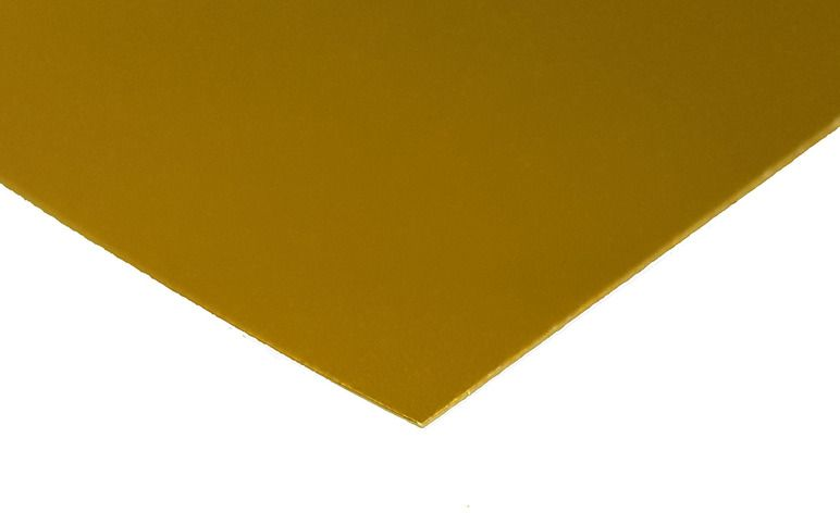 Картон дизайнерский Decoriton, цвет: золотой, А3, набор 5 шт9097003Картон дизайнерский, высокоглянцевыи? одностороннии? цветнои?, цвет золото, А3, плотность 250гр/м2, толщина 280 мкм. Артикул: 9097003. Картон можно использовать в макетировании, как основу для поделки, скрапбукинга, фоторамок и альбомов, подходит для любых типов красок, лаковых, перманентных и любых других маркеров, декоративных гелевых ручек и всех типов карандашей.