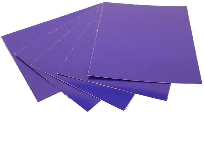 Картон дизайнерский Decoriton, цвет: синий, А4, 5 шт9097010Дизайнерский картон формата А4 можно использовать в макетировании, как основу для поделки, скрапбукинга, фоторамок и альбомов, подходит для любых типов красок, лаковых, перманентных и любых других маркеров, декоративных гелевых ручек и всех типов карандашей.