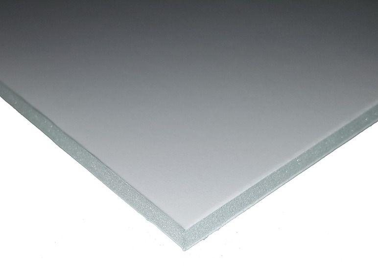 Пенокартон Decoriton, цвет: белый, 50 х 65 см, 5 шт. 9095002