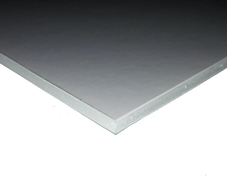 Пенокартон Decoriton, цвет: белый, толщина 0,5 см, плотность 640гр/м2, 50 х 65 см, набор 5 шт