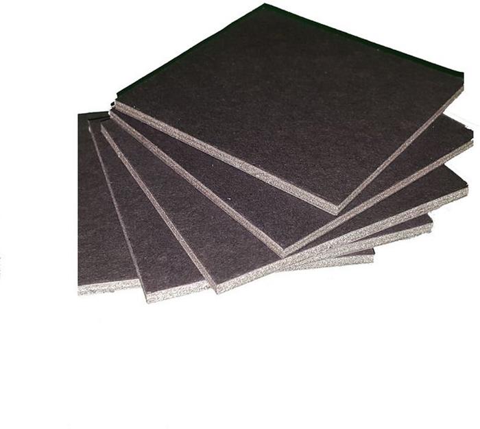 Пенокартон Decoriton, цвет: черный, 20 х 30 см, 5 шт. 90950069095006Пенокартон Decoriton толщиной 0,3 см, плотностью 560г/м2. Картон предназначен для макетирования, как основа для поделок, 3D-моделирования, создания миниатюр. Подходит для любых типов красок на водной основе, лаковых и спиртовых маркеров, фломастеров, декоративных гелевых ручек и всех типов карандашей.