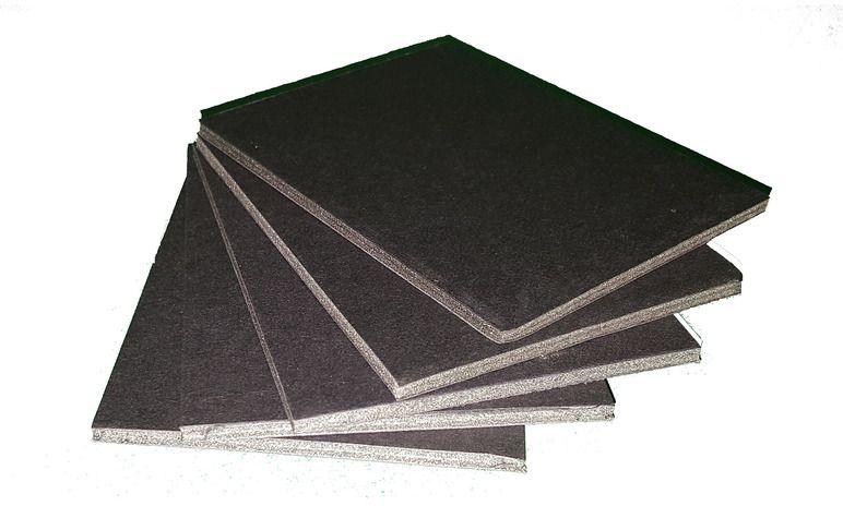 Пенокартон Decoriton, цвет: черный, 30 х 40 см, 5 шт. 90950079095007Пенокартон Decoriton толщиной 0,3 см, плотностью 560г/м2. Картон предназначен для макетирования, как основа для поделок, 3D-моделирования, создания миниатюр. Подходит для любых типов красок на водной основе, лаковых и спиртовых маркеров, фломастеров, декоративных гелевых ручек и всех типов карандашей.