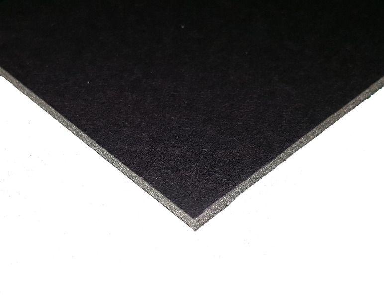 Пенокартон Decoriton, цвет: черный, 50 х 65 см, 5 шт. 90950089095008Пенокартон Decoriton толщиной 0,3 см, плотностью 560г/м2. Картон предназначен для макетирования, как основа для поделок, 3D-моделирования, создания миниатюр. Подходит для любых типов красок на водной основе, лаковых и спиртовых маркеров, фломастеров, декоративных гелевых ручек и всех типов карандашей.