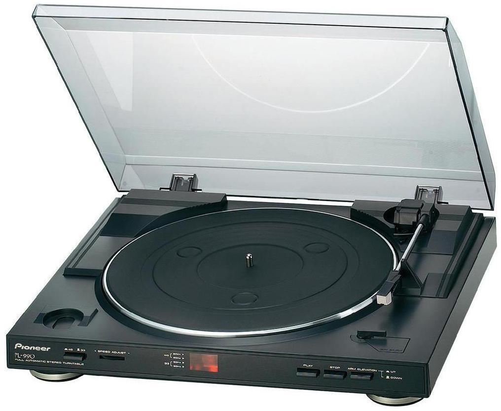 Pioneer PL-990 проигрыватель виниловых дисков