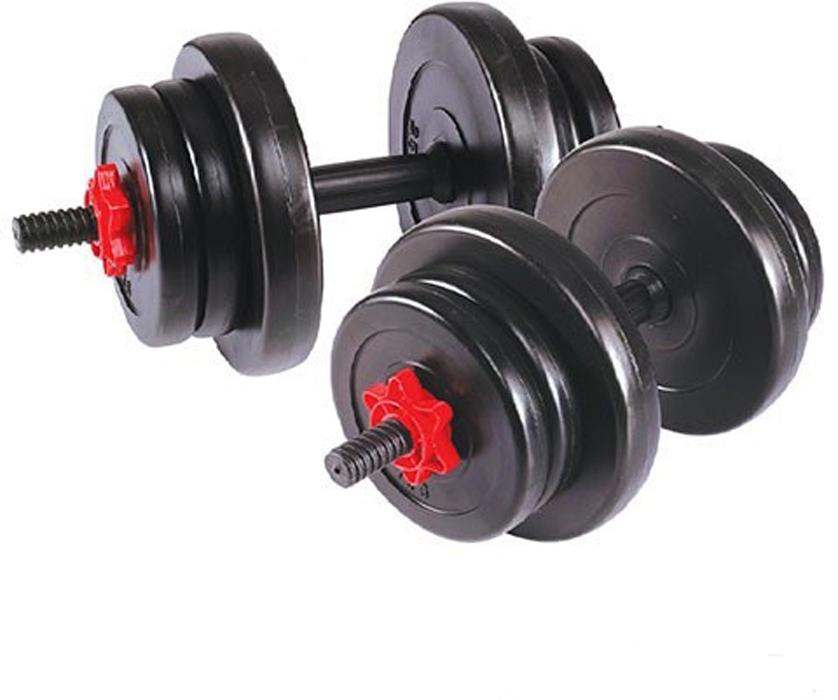 Гантель сборная Lite Weights 20 кг (10кг х 2шт)