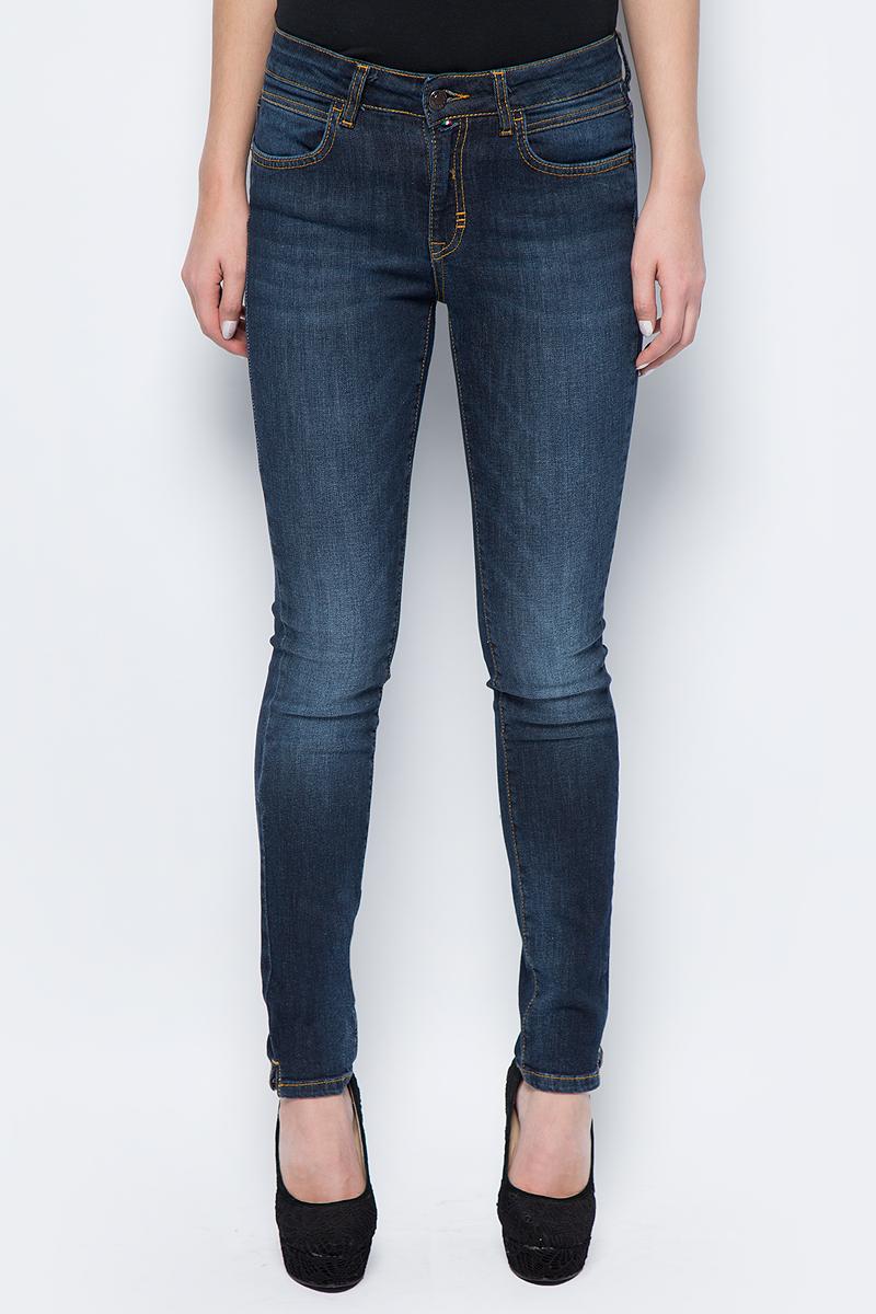 Джинсы женские F5, цвет: синий. 275001_w.dark. Размер 29-32 (44/46-32) джинсы f5 невада