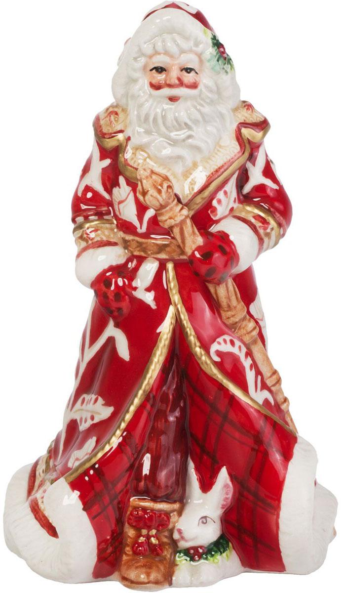 Фигурка новогодняя Колокольчик. Праздник в деревне19-2442Фигурка новогодняя Колокольчик. Праздник в деревне выполнена из керамики. Такая фигурка станет не только новогодним украшением, но и отличным сувениром для друзей и близких.