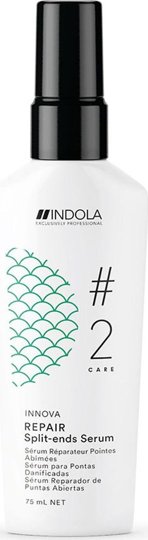 Indola Professional Флюид для секущихся кончиков волос Repair #2 Care Innova Split-ends Serum, 75 мл концентрат indola professional classic neutraliser 1000 мл