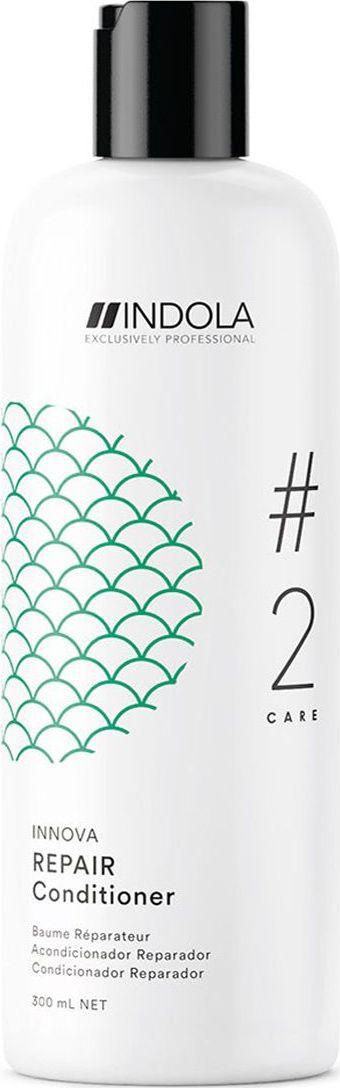 Indola Professional Восстанавливающий кондиционер для волос Repair #2 Care Innova, 300 мл2207058Восстанавливающий кондиционер содержит Масло Марулы, наполняет структуру волоса изнутри для более глубокого питания и снижает ломкость на 95%. Формула с Пиксельной Технологией возвращает волосам первозданное качество, обеспечивая сияние цвета.